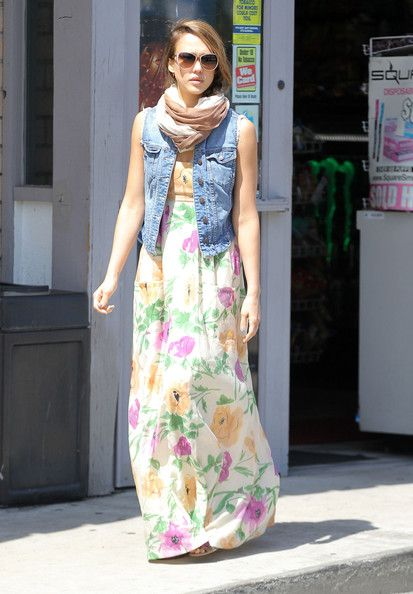 The Hottest Trend for Summer Floral Print (7)