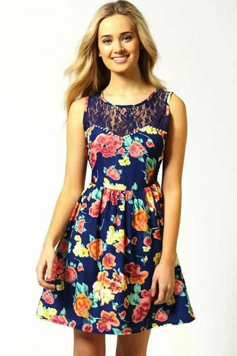 The Hottest Trend for Summer Floral Print (9)