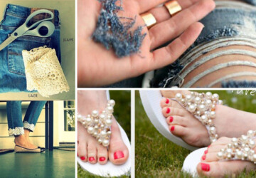 24 Stylish DIY Clothing Tutorials - tutorials, Stylish, diy, Clothing