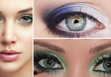 20 Gorgeous Makeup Ideas for Green Eyes - Makeup Ideas, Green eyes, Gorgeous