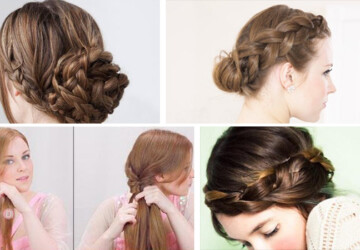 20 Amazing Braided Hairstyles Tutorials - tutorials, Hairstyles, Braids