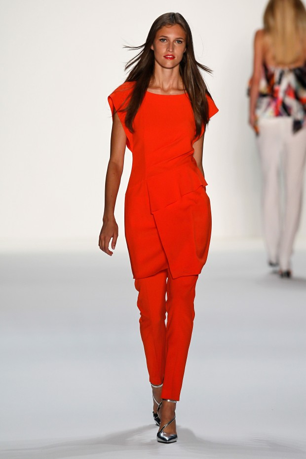 Laurel Show - Mercedes-Benz Fashion Week Spring/Summer 2014
