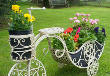 21 Great Garden Decorating Ideas - garden, decorating ideas