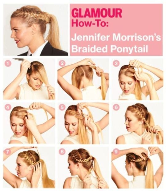 Surprising 20 Amazing Braided Hairstyles Tutorials Style Motivation Hairstyle Inspiration Daily Dogsangcom