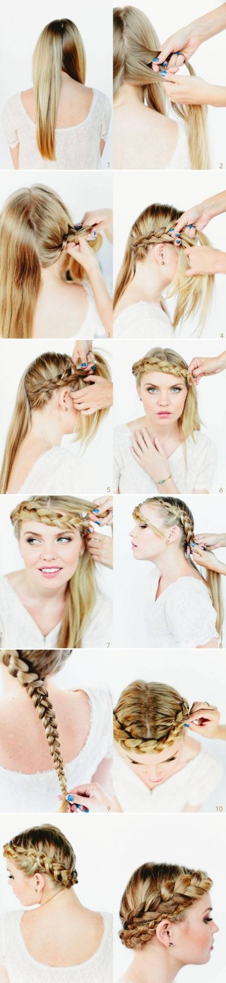 Awesome 20 Amazing Braided Hairstyles Tutorials Style Motivation Hairstyle Inspiration Daily Dogsangcom