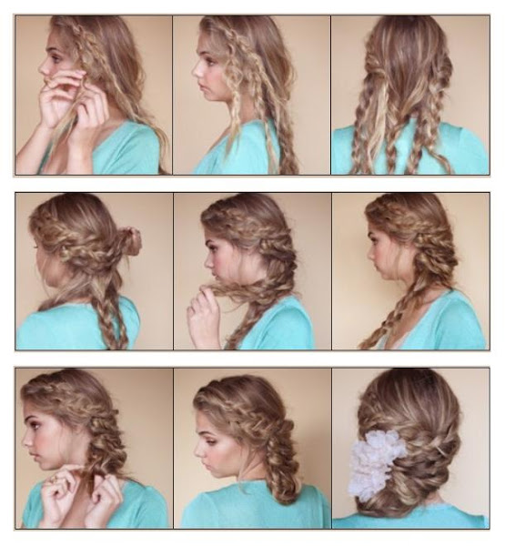 Astounding 20 Amazing Braided Hairstyles Tutorials Style Motivation Hairstyle Inspiration Daily Dogsangcom