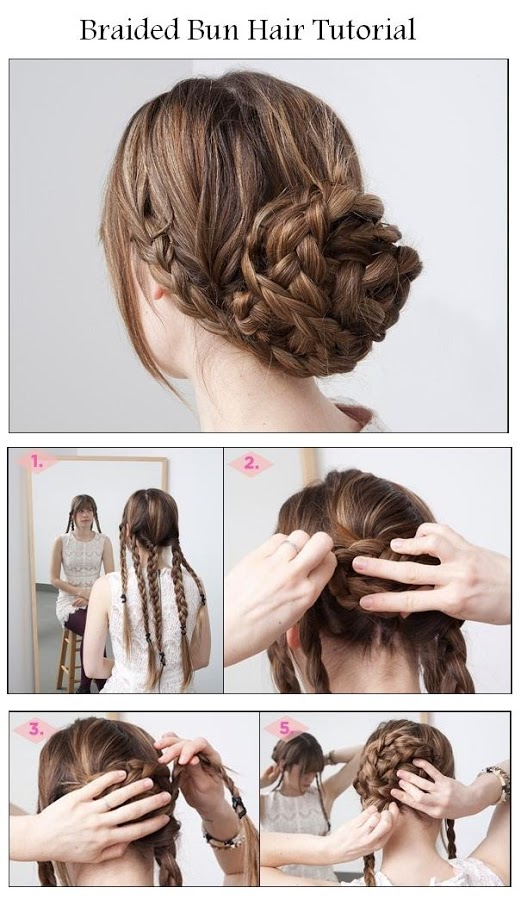 20 Amazing Braided Hairstyles Tutorials