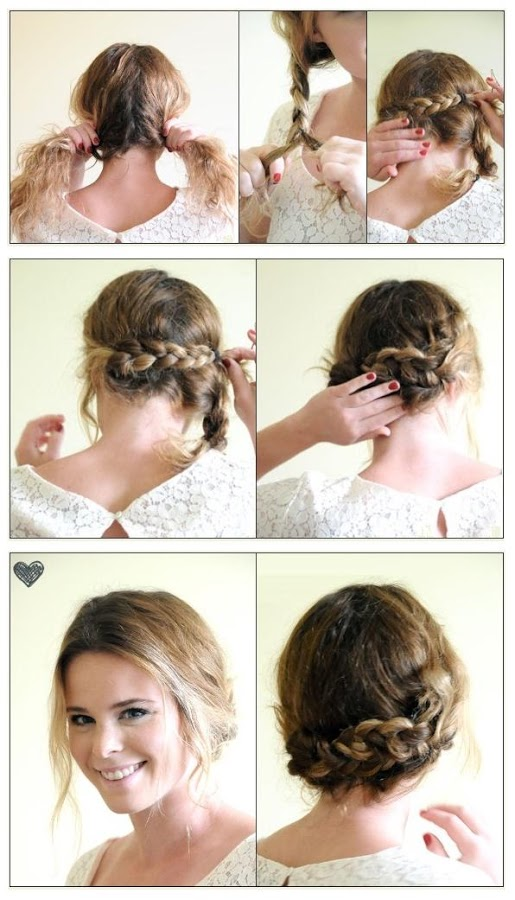 Magnificent 20 Amazing Braided Hairstyles Tutorials Style Motivation Hairstyles For Women Draintrainus
