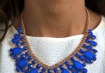 20 Gorgeous Statement Necklaces - Statement, Necklaces