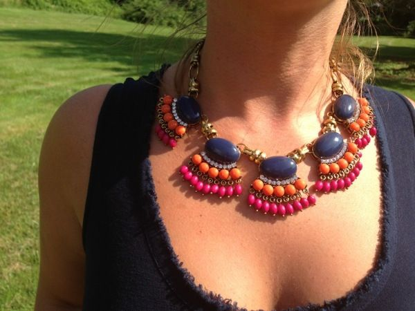 20 Gorgeous Statement Necklaces