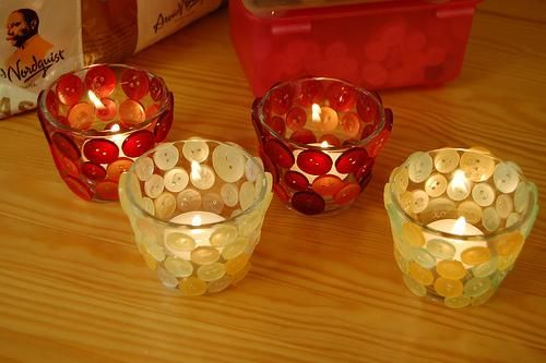 22 Amazing DIY Candles and Candles Holders Ideas (15)