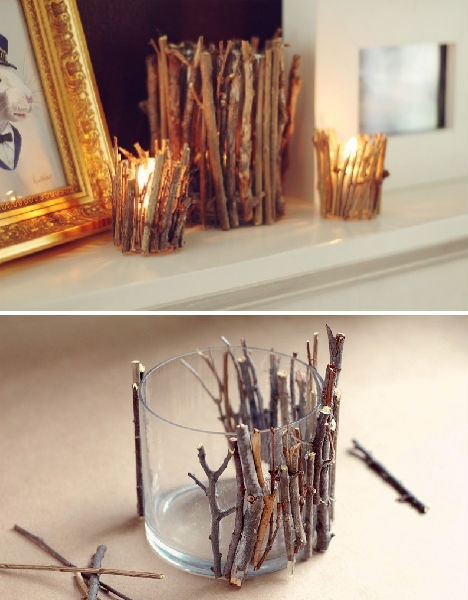 22 Amazing DIY Candles and Candles Holders Ideas (22)