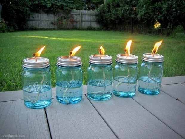 22 Amazing DIY Candles and Candles Holders Ideas (9)