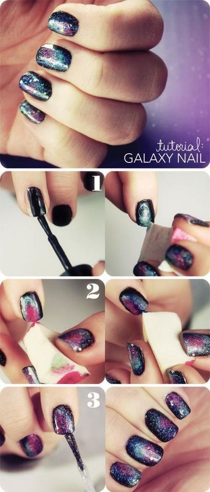 22 New Nails Tutorials you have to try (16)