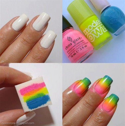 22 New Nails Tutorials you have to try (17)