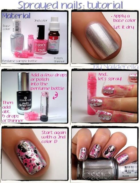 22 New Nails Tutorials you have to try (6)