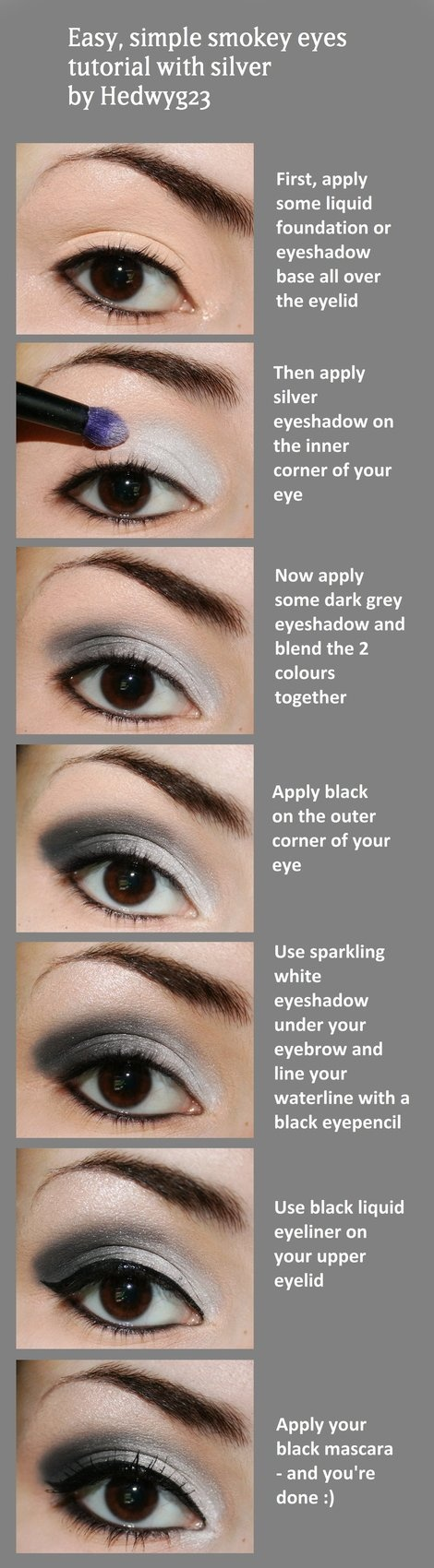 23 Gorgeous Eye Makeup Tutorials Style Motivation