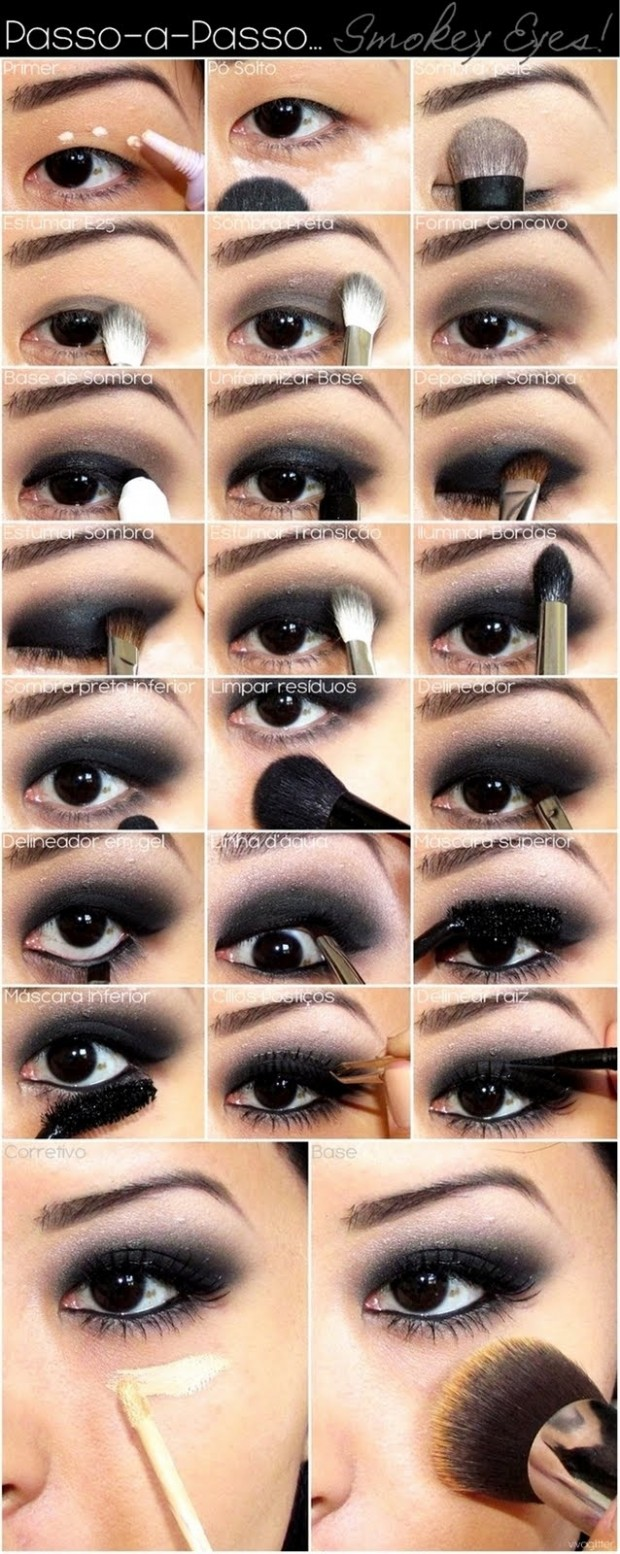 23 gorgeous eye makeup tutorials style motivation 23 gorgeous eye makeup tutorials baditri Images
