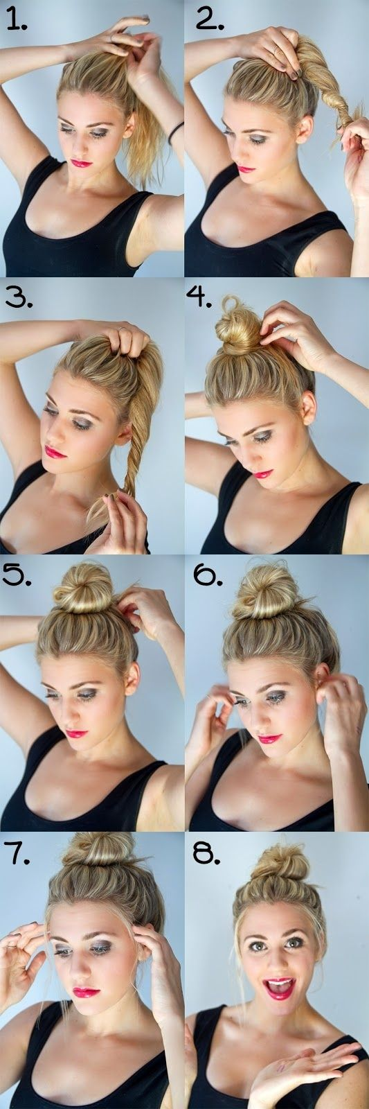 23 Gorgeous and Easy Beach Hairstyles (17)