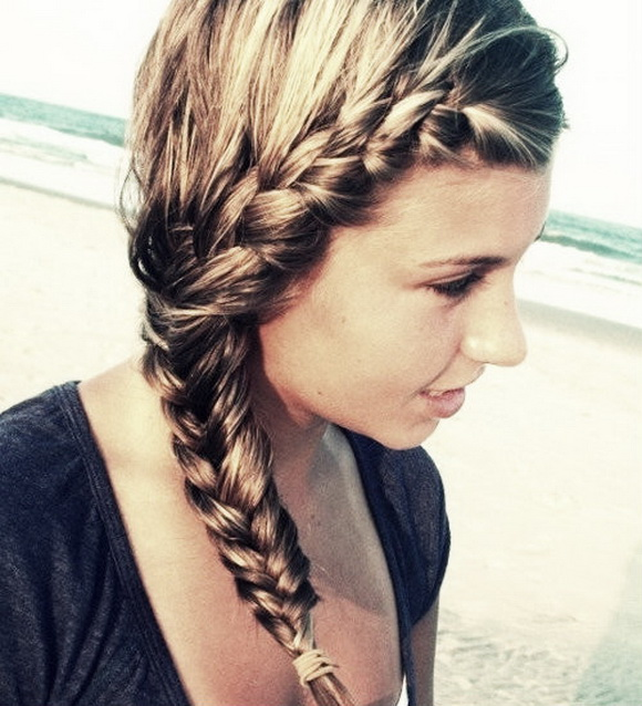 23 Gorgeous and Easy Beach Hairstyles (21)