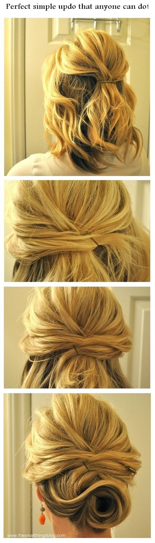 23 Great Elegant Hairstyles Ideas and Tutorials (14)