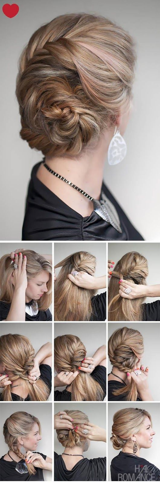 23 Great Elegant Hairstyles Ideas and Tutorials (16)