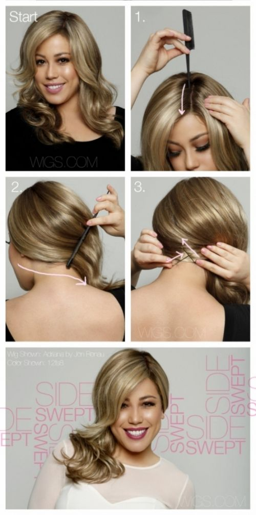 23 Great Elegant Hairstyles Ideas and Tutorials (17)