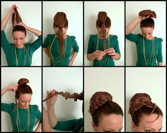 23 Great Elegant Hairstyles Ideas and Tutorials (6)