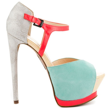 24 Amazing High Heel Sandals for Summer 2013