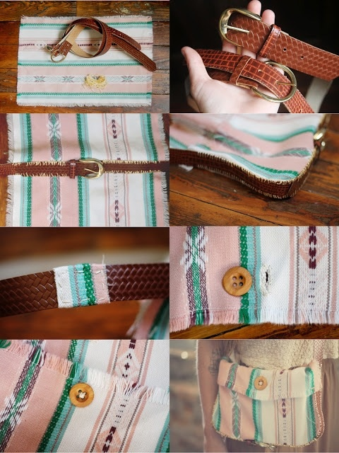 24 Amazing and Easy DIY Shoes and Bags Projects (16)