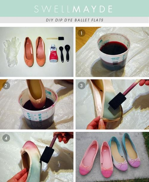 24 Amazing and Easy DIY Shoes and Bags Projects (19)