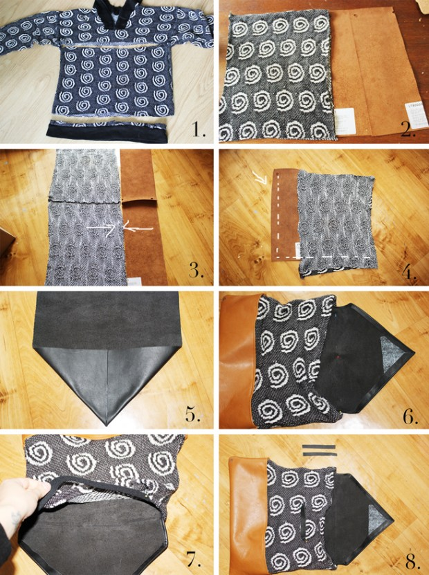 24 Amazing and Easy DIY Shoes and Bags Projects (5)