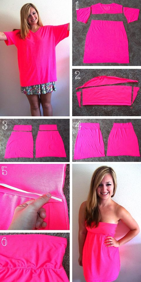 Cute Clothing Diys Stylish DIY Clothing