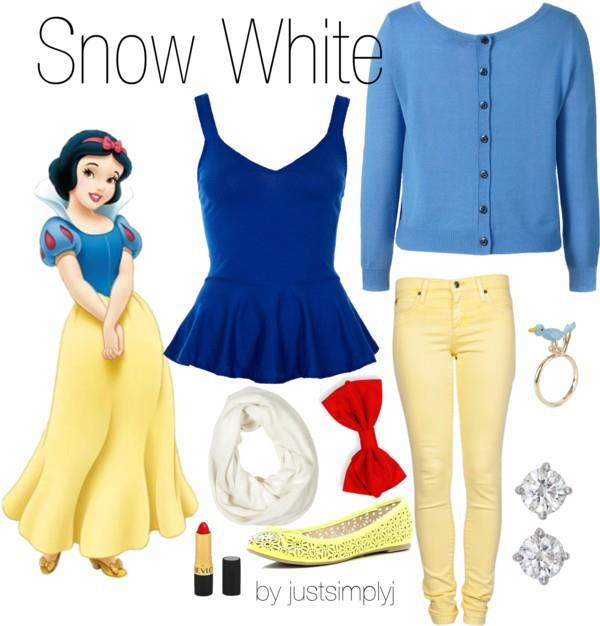 25 Cute Cartoons Inspired Outfits (6)