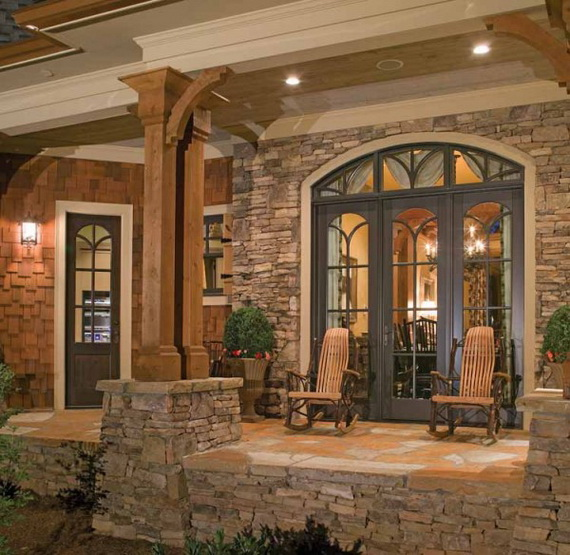 Country Home Design Ideas: 25 Great Porch Design Ideas