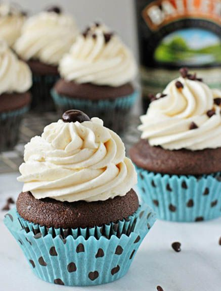 25 Recipes for delicious cupcakes (5)