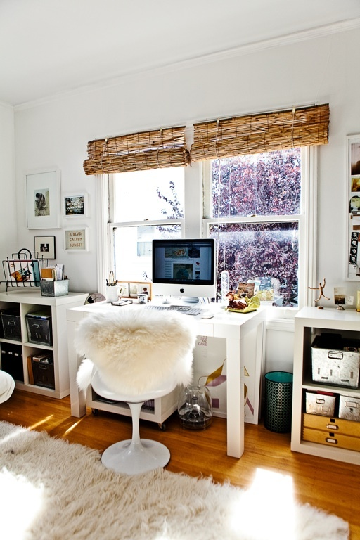 25 great home office decor ideas style motivation - Home office designs ideas ...