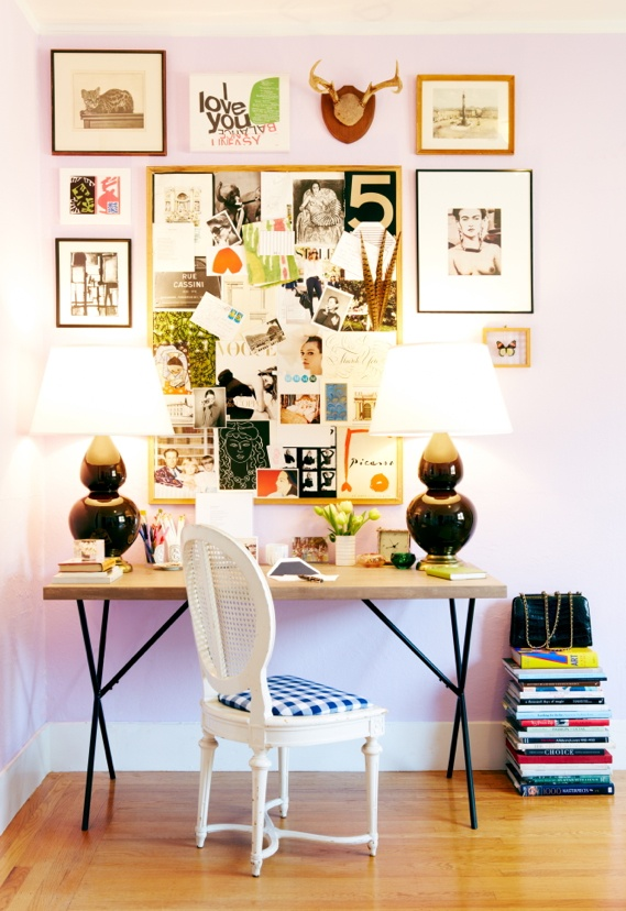 26 Great Home Office Decor Ideas (10)