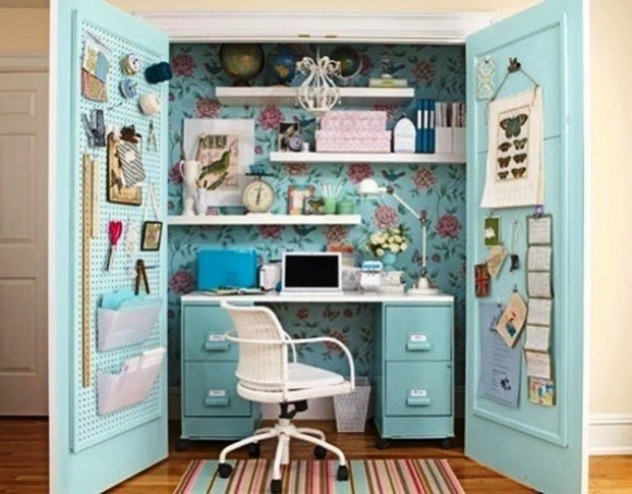 26 Great Home Office Decor Ideas (11)