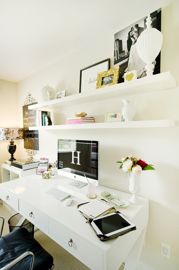 26 Great Home Office Decor Ideas (14)