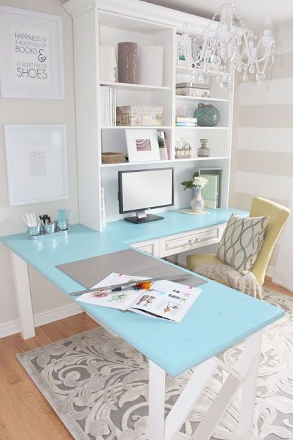 26 Great Home Office Decor Ideas (16)