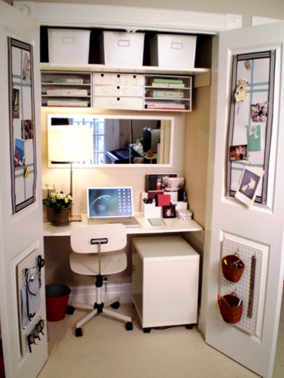 26 Great Home Office Decor Ideas (17)