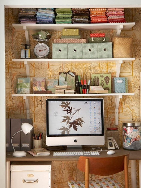 26 Great Home Office Decor Ideas (19)