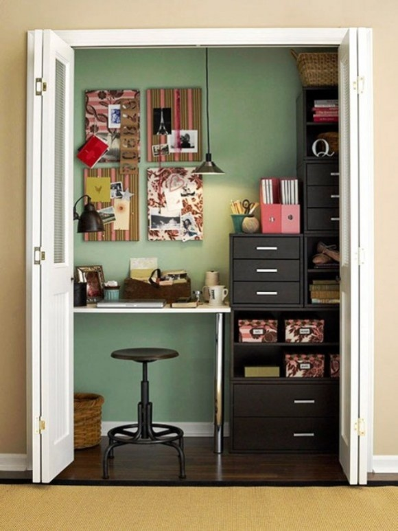 26 Great Home Office Decor Ideas (2)