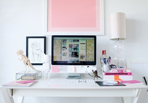 26 Great Home Office Decor Ideas (21)