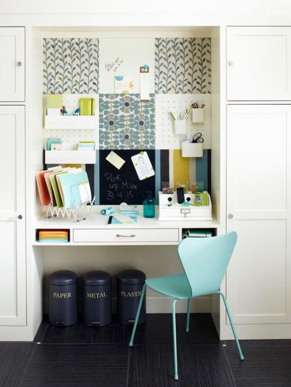 26 Great Home Office Decor Ideas (3)