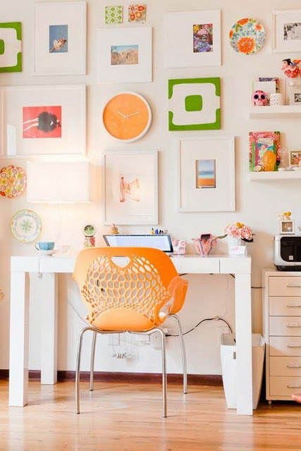 26 Great Home Office Decor Ideas (6)