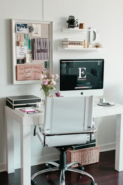 26 Great Home Office Decor Ideas (7)