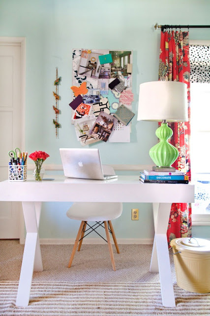 26 Great Home Office Decor Ideas (9)