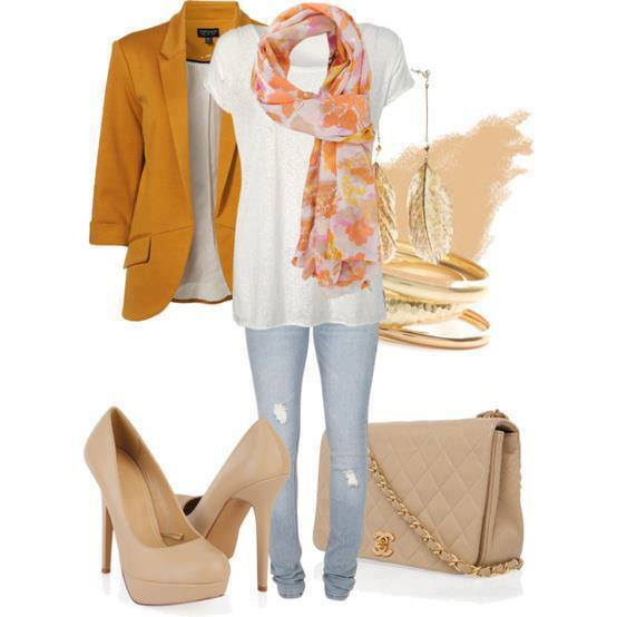 28 Cute Girly Combinations